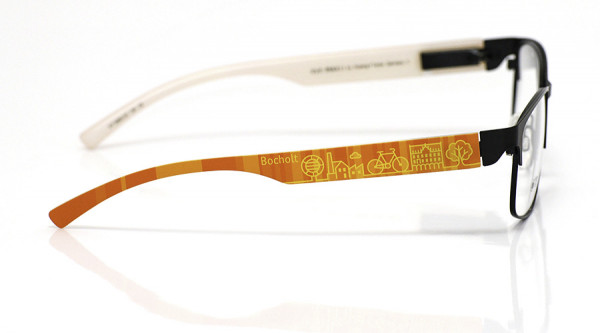 eye:max Wechselbügel 5880.03 Kunststoff Bocholt orange 138mm