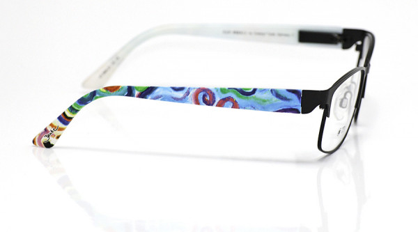 eye:max Wechselbügel 5664.20 Kunststoff Frühling blau 135mm