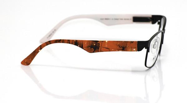 eye:max Wechselbügel 5809.02 Kunststoff Kunst rot 135mm