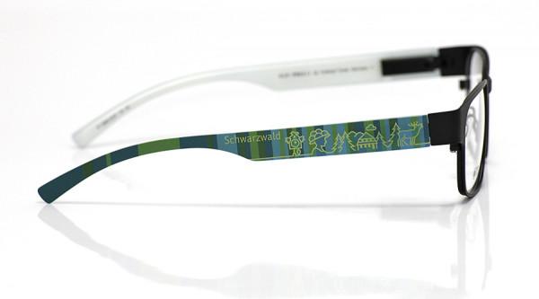 eye:max Wechselbügel 5896.0205 Kunststoff Schwarzwald mint petrol 138mm