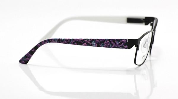 eye:max Wechselbügel 5632.01 Kunststoff Wolle lila 135mm