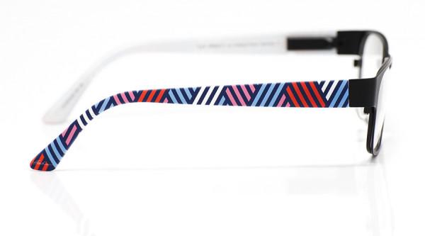 eye:max Wechselbügel 5415.02 Kunststoff Streifen blau, bunt 135mm