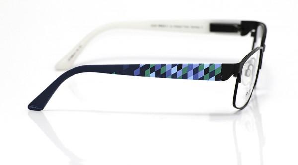 eye:max Wechselbügel 5696.03 Kunststoff Raute blau 135mm