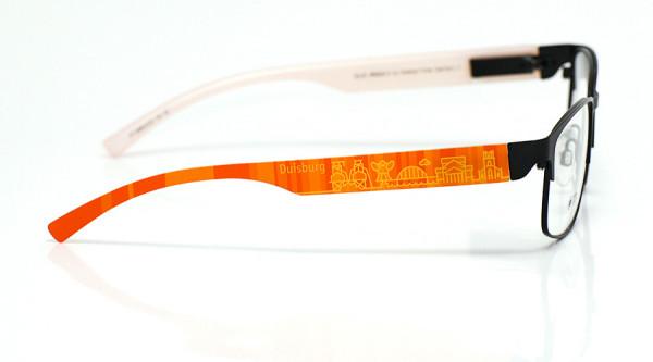 eye:max Wechselbügel 5896.0153 Kunststoff Duisburg orange 138mm