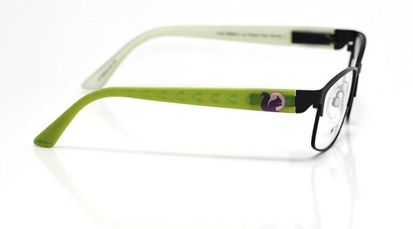 eye:max Wechselbügel 5688.04 Kunststoff grün Eichhörnchen 135mm