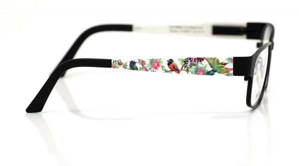 eye:max Wechselbügel 5436.071 Kunststoff Blumen und Vögel 135mm