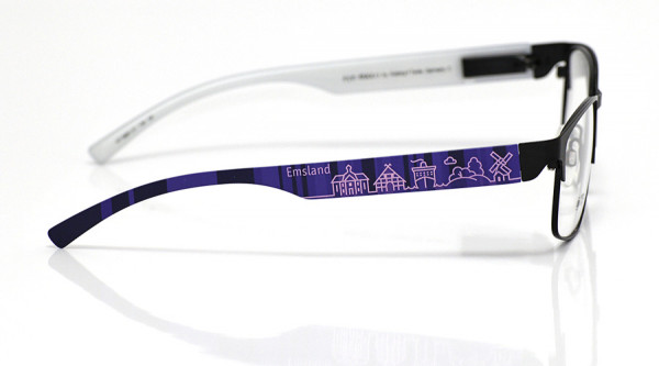 eye:max Wechselbügel 5881.01 Kunststoff Emsland lila 138mm
