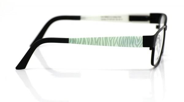 eye:max Wechselbügel 5472.03 Zebramuster 135mm