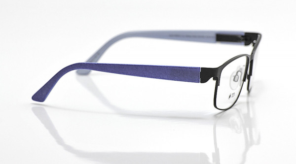 eye:max Wechselbügel 5663.12 Kunststoff Brokat blau 135mm