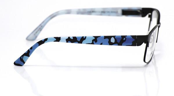 eye:max Wechselbügel 5899.02 Kunststoff Kuhflecken blau 135mm