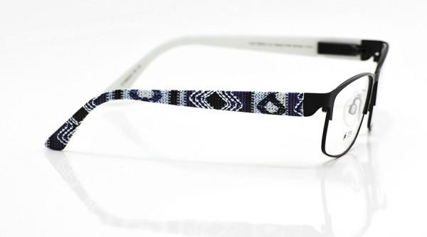 eye:max Wechselbügel 5632.02 Kunststoff Wolle blau 135mm