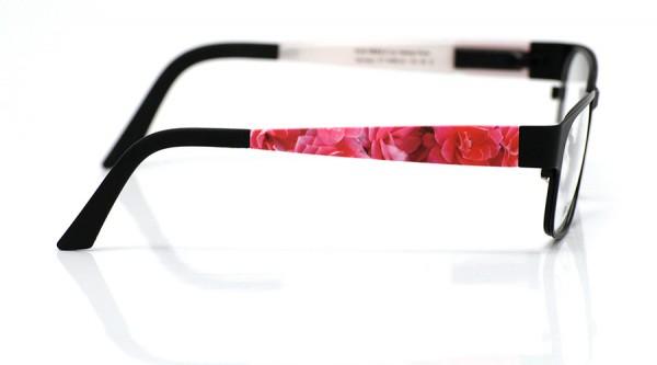 eye:max Wechselbügel 5469.02 Kunststoff Blumenmuster 135mm