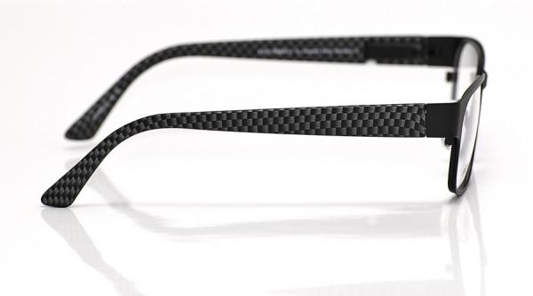 eye:max Wechselbügel 5553.02 Kunststoff mittelgrau water printing 135mm
