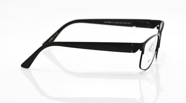 eye:max Wechselbügel 5604.01 Kunststoff schwarz metallic 135mm