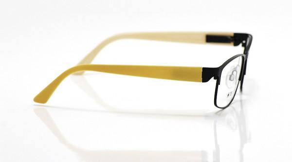 eye:max Wechselbügel 5601.08 Kunststoff gelb matt 135mm