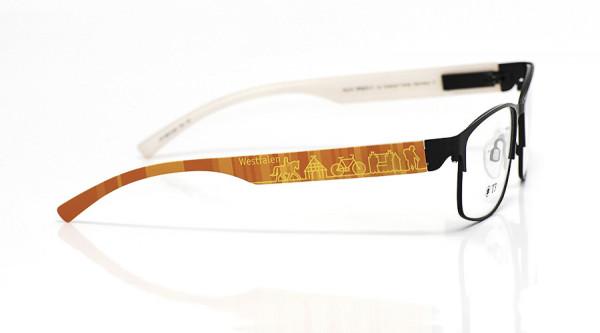 eye:max Wechselbügel 5815.08 Kunststoff Westfalen orange 138mm