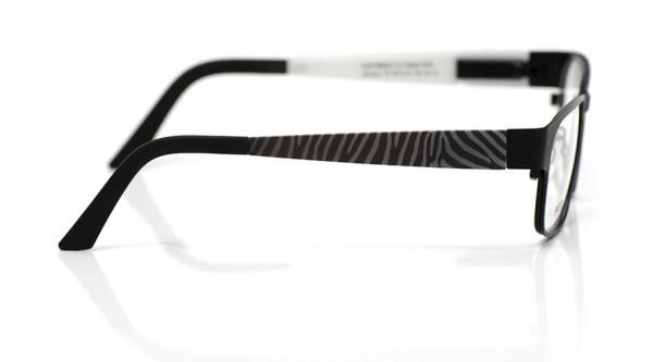eye:max Wechselbügel 5472.04 Zebramuster 135mm