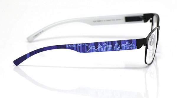 eye:max Wechselbügel 5834.02 Kunststoff Recklinghausen blau 138mm