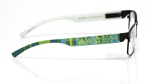 eye:max Wechselbügel 5875.05 Kunststoff Oldenburg mint petrol 138mm