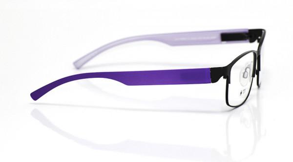 eye:max Wechselbügel 5640.04 Kunststoff lila Perleffekt 138mm