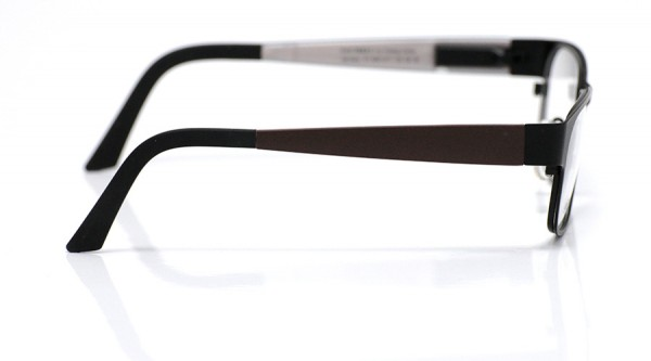 eye:max Wechselbügel 5601.471 Kunststoff chicory coffee matt 135mm