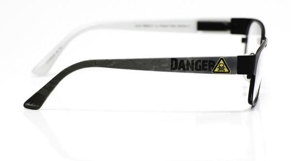 eye:max Wechselbügel 5578.05 Kunststoff Gefahrenzeichen Danger 135mm
