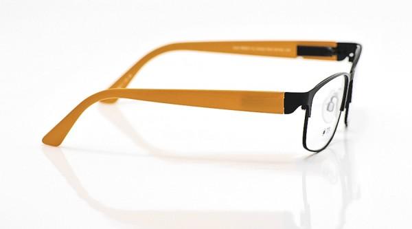 eye:max Wechselbügel 5602.11 Kunststoff orange glänzend 135mm