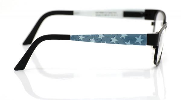 eye:max Wechselbügel 5891.041 Kunststoff Sterne klein blau 135mm