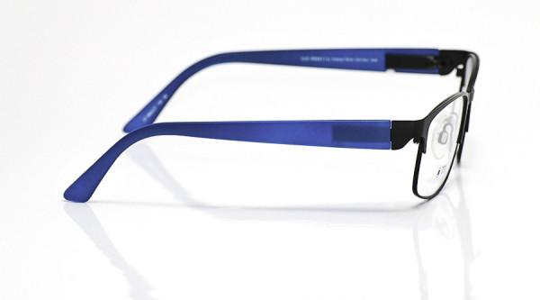 eye:max Wechselbügel 5604.07 Kunststoff dunkelblau metallic 135mm