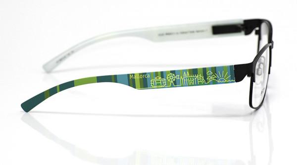 eye:max Wechselbügel 5874.05 Kunststoff Mallorca mint petrol 138mm