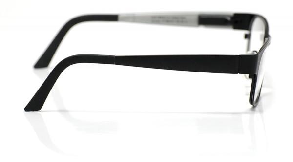 eye:max Wechselbügel 5604.011 Kunststoff schwarz metallic 135mm