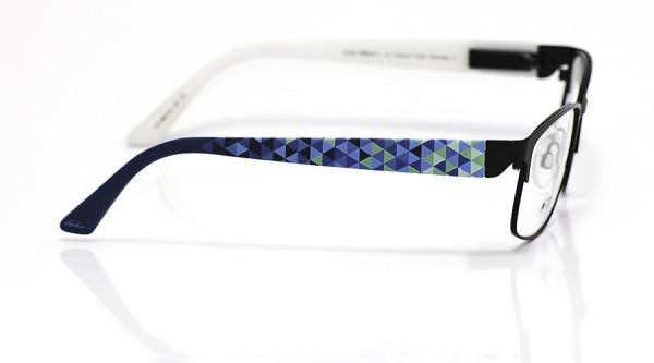 eye:max Wechselbügel 5697.02 Kunststoff Dreieck blau 135mm