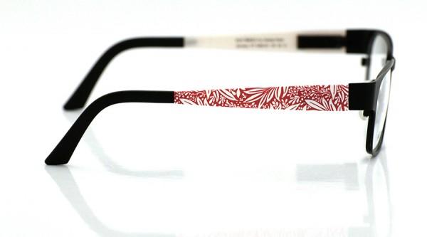 eye:max Wechselbügel 5480.03 Blättermotiv 135mm