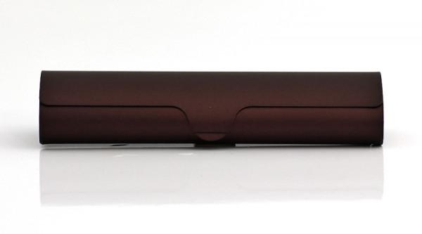 Aluminiumetui - rot - groß