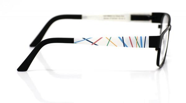 eye:max Wechselbügel 5415.041 Kunststoff Streifen bunt 135mm