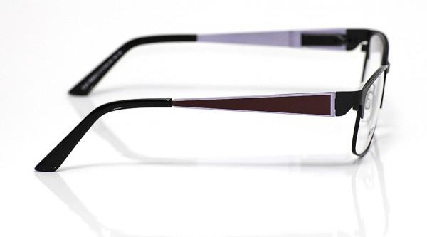 eye:max Wechselbügel 5700.145 Edelstahl lila bordeaux Aluminium 140mm