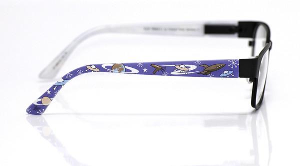 eye:max Wechselbügel 5869.2 Kunststoff Spacetime 50er lila 135mm