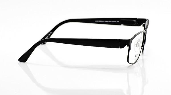 eye:max Wechselbügel 5602.01 Kunststoff schwarz glänzend 135mm