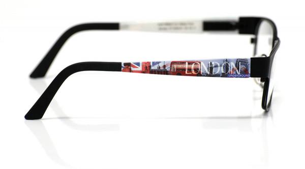 eye:max Wechselbügel 5459.03 Kunststoff London, England 135mm
