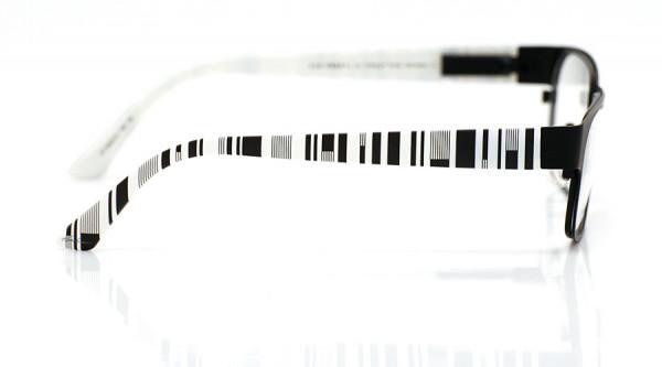 eye:max Wechselbügel 5420.01 Kunststoff Streifen 135mm