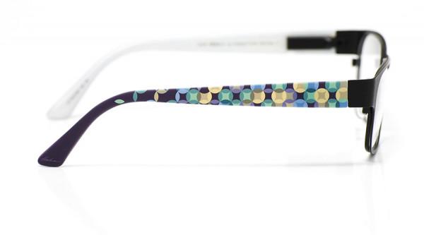 eye:max Wechselbügel 5413.06 Kunststoff Kreise, bunt 135mm