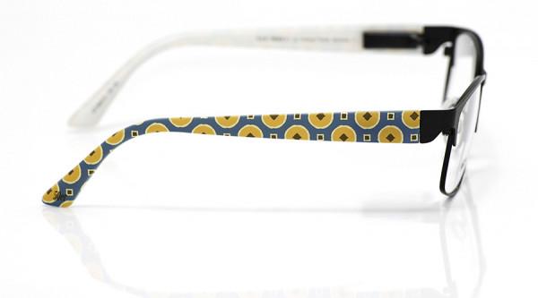 eye:max Wechselbügel 5852.01 Kunststoff Kreiswürfel 50er blau orange 135mm