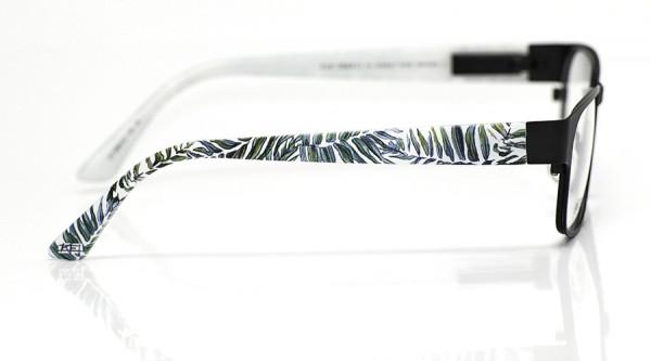 eye:max Wechselbügel 5560.03 Kunststoff Blattwerk grün,weiß 135mm