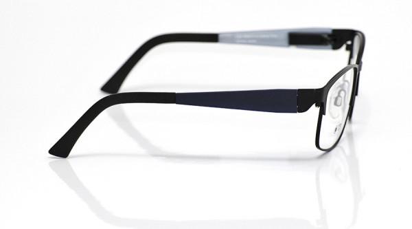 eye:max Wechselbügel 5800.07 Kunststoff dunkelblau matt 125mm