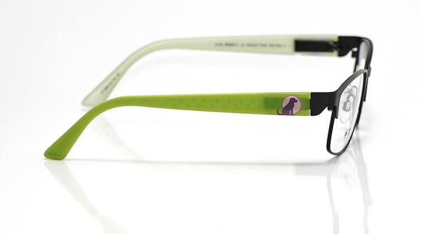 eye:max Wechselbügel 5687.04 Kunststoff grün Hund 135mm