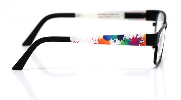 eye:max Wechselbügel 5575.011 Kunststoff Farbkleckse Punkt hell 135mm