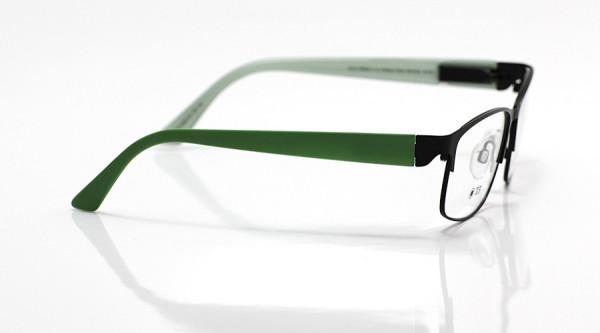 eye:max Wechselbügel 5603.15 Kunststoff grün Perleffekt 135mm