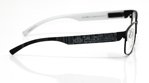 eye:max Wechselbügel 5896.0094 Kunststoff Delmenhorst schwarz 138mm