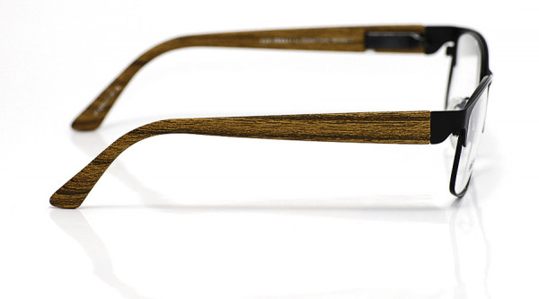 eye:max Wechselbügel 5630.11 Kunststoff Holzoptik 135mm