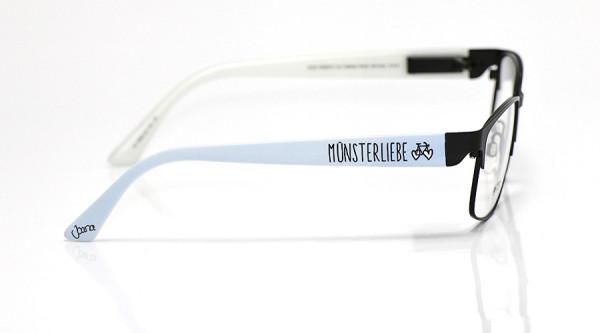 eye:max Wechselbügel 5652.22 Kunststoff Joana Münsterliebe hellblau 135mm